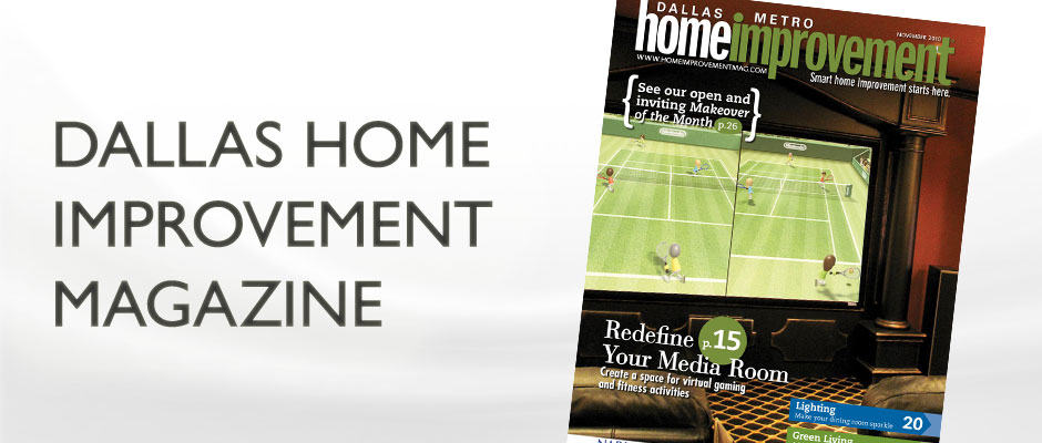 Dallas Home Improvement Magazine